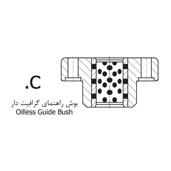 Picture of Rectangular Mounting Flange