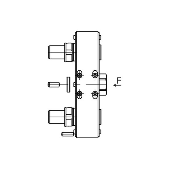 Picture of Manifold Block