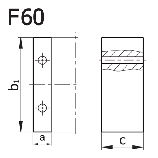 Picture of Plate Model F60