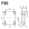 Picture of Plate Model F80
