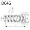 Picture of Green Spring Model D64G