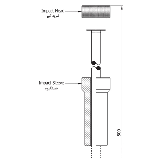 Picture of Dowel Pin Extractor Model D251