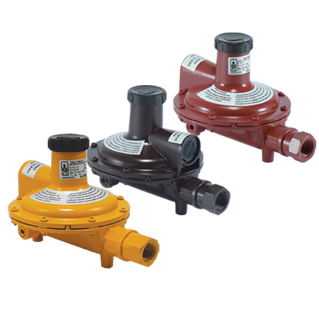 Picture for category liquefied gas regulator