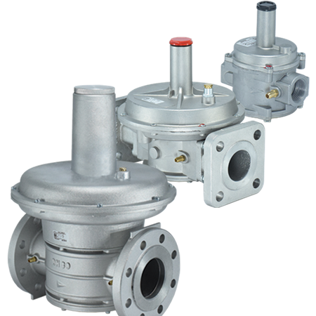 Picture for category gas pressure regulator